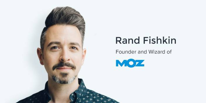 SEO experts Rand Fishkin