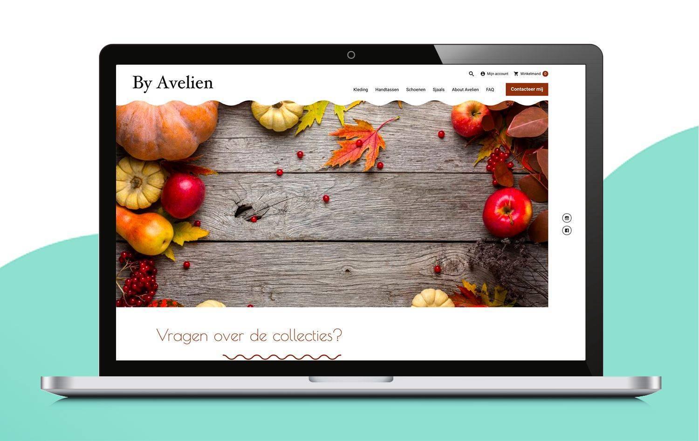 Webshop starten - by avelien
