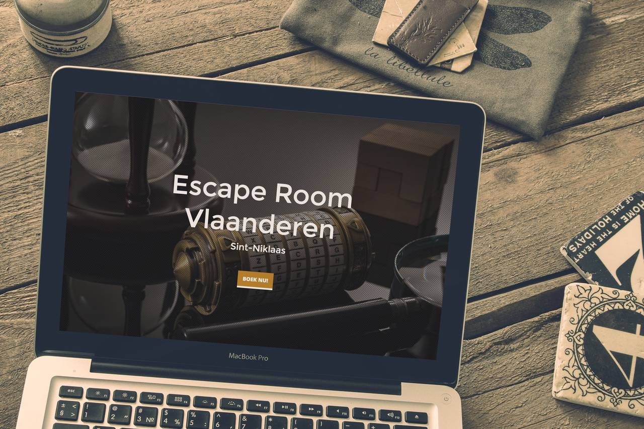 Escape Room Vlaanderen