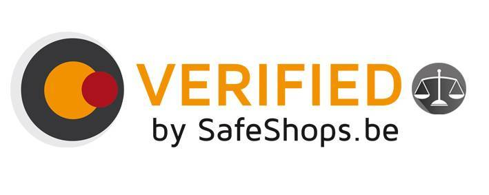 webshop starten - verified by Safeshops.be